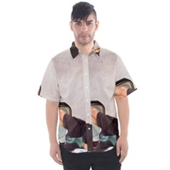 Vintage 1133810 1920 Men s Short Sleeve Shirt