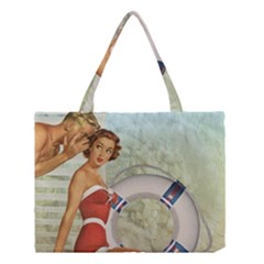 Retro 1135044 1920 Medium Tote Bag by vintage2030