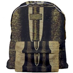 Background 1135045 1920 Giant Full Print Backpack by vintage2030