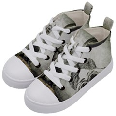 Vintage 1135015 1920 Kid s Mid Top Canvas Sneakers by vintage2030