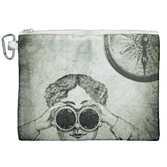 Vintage 1135015 1920 Canvas Cosmetic Bag (xxl) by vintage2030