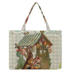 Easter 1225826 1280 Zipper Medium Tote Bag by vintage2030