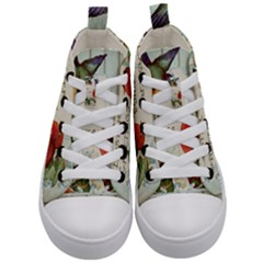 Easter 1225824 1280 Kid s Mid Top Canvas Sneakers