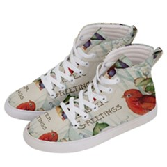 Easter 1225824 1280 Women s Hi Top Skate Sneakers by vintage2030