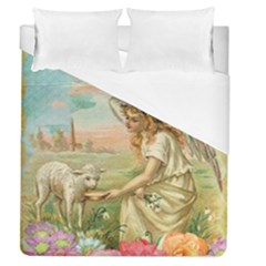 Easter 1225814 1280 Duvet Cover (queen Size) by vintage2030