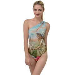 Easter 1225814 1280 To One Side Swimsuit