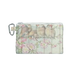 Vintage 1225885 1920 Canvas Cosmetic Bag (small) by vintage2030