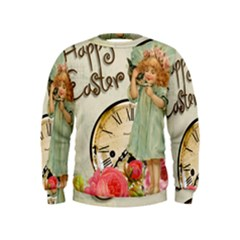 Easter 1225805 1280 Kids  Sweatshirt