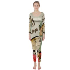 Easter 1225805 1280 Long Sleeve Catsuit