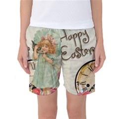 Easter 1225805 1280 Women s Basketball Shorts