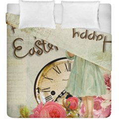 Easter 1225805 1280 Duvet Cover Double Side (king Size)
