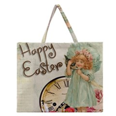 Easter 1225805 1280 Zipper Large Tote Bag