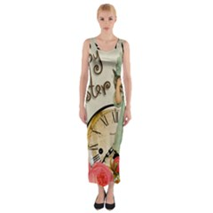 Easter 1225805 1280 Fitted Maxi Dress