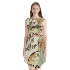 Easter 1225805 1280 Sleeveless Chiffon Dress