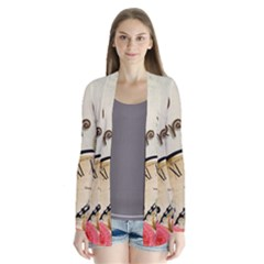 Easter 1225805 1280 Drape Collar Cardigan