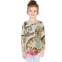 Easter 1225805 1280 Kids  Long Sleeve Tee