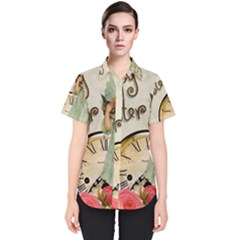 Easter 1225805 1280 Women s Short Sleeve Shirt