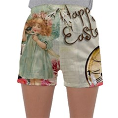 Easter 1225805 1280 Sleepwear Shorts