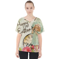 Easter 1225805 1280 V Neck Dolman Drape Top