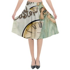 Easter 1225805 1280 Flared Midi Skirt