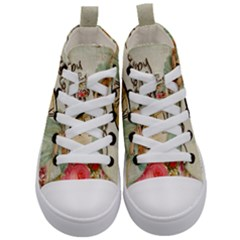 Easter 1225805 1280 Kid s Mid Top Canvas Sneakers