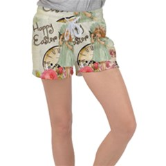 Easter 1225805 1280 Women s Velour Lounge Shorts