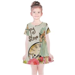 Easter 1225805 1280 Kids  Simple Cotton Dress