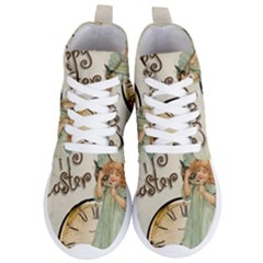 Easter 1225805 1280 Women s Lightweight High Top Sneakers