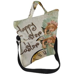 Easter 1225805 1280 Fold Over Handle Tote Bag