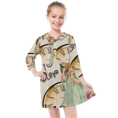 Easter 1225805 1280 Kids  Quarter Sleeve Shirt Dress