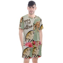Easter 1225805 1280 Men s Mesh Tee And Shorts Set