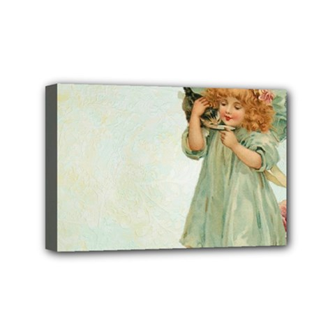 Vintage 1225887 1920 Mini Canvas 6  X 4  (stretched)