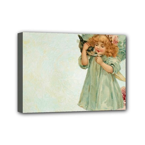 Vintage 1225887 1920 Mini Canvas 7  X 5  (stretched)