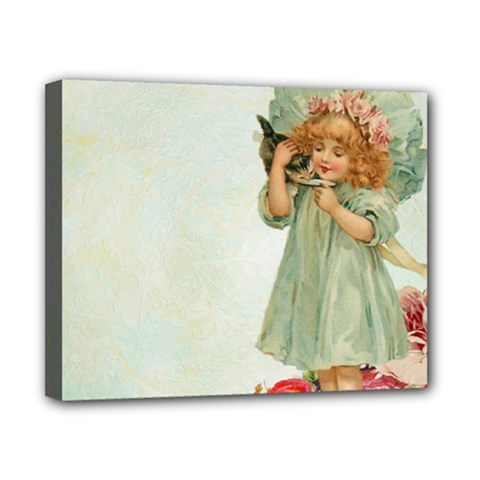 Vintage 1225887 1920 Canvas 10  X 8  (stretched)
