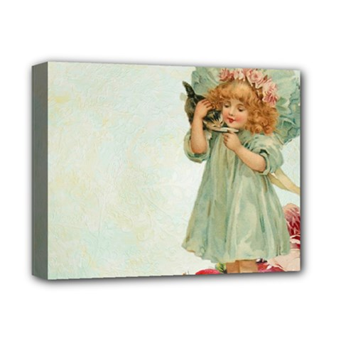 Vintage 1225887 1920 Deluxe Canvas 14  X 11  (stretched)