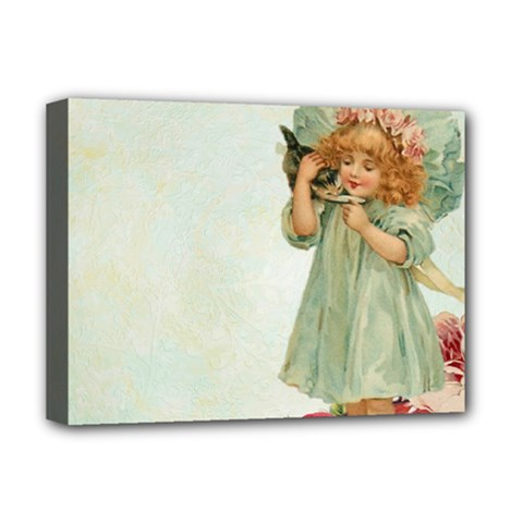 Vintage 1225887 1920 Deluxe Canvas 16  X 12  (stretched)