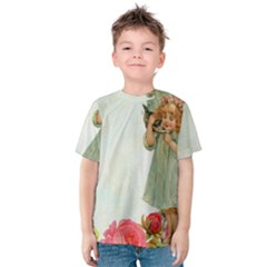 Vintage 1225887 1920 Kids  Cotton Tee