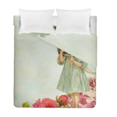 Vintage 1225887 1920 Duvet Cover Double Side (full/ Double Size)