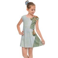 Vintage 1225887 1920 Kids Cap Sleeve Dress