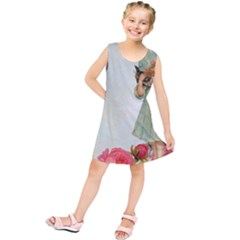 Vintage 1225887 1920 Kids  Tunic Dress