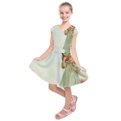 Vintage 1225887 1920 Kids  Short Sleeve Dress