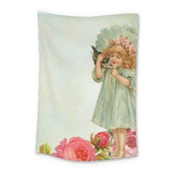 Vintage 1225887 1920 Small Tapestry