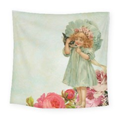 Vintage 1225887 1920 Square Tapestry (large)