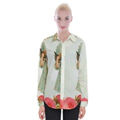 Vintage 1225887 1920 Womens Long Sleeve Shirt