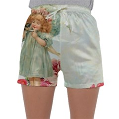 Vintage 1225887 1920 Sleepwear Shorts