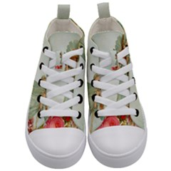 Vintage 1225887 1920 Kid s Mid Top Canvas Sneakers