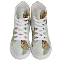 Vintage 1225887 1920 Women s Hi Top Skate Sneakers
