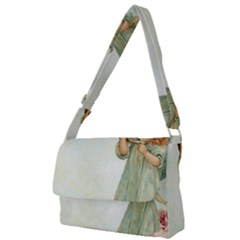 Vintage 1225887 1920 Full Print Messenger Bag