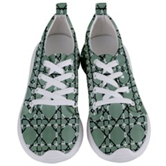 Pattern Graphics Figure Line Glass Women s Lightweight Sports Shoes