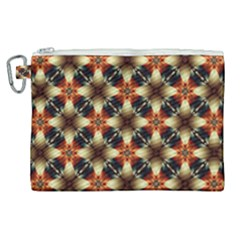 Kaleidoscope Image Background Canvas Cosmetic Bag (xl)